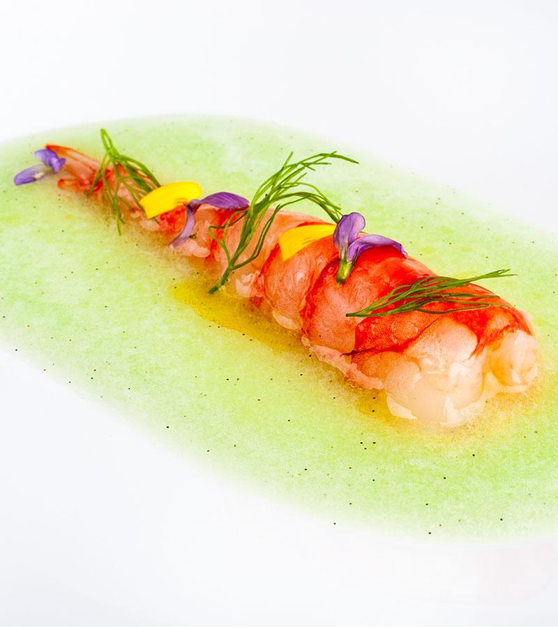 La comida en Restaurante AL Margen Bilbao