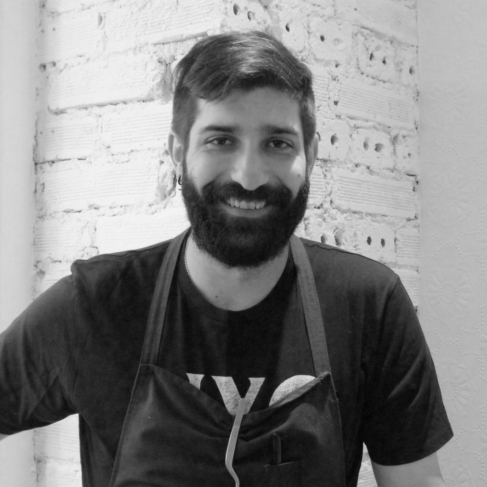 Pablo Valdearcos de Restaurante AL Margen de Bilbao